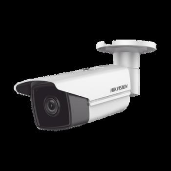 Bala IP 2 Megapixel / 20X Zoom Óptico / 120 mts IR EXIR / IP67 / Conteo Objetos / Detección Rostros / EIS / H.264+ / 60IPS / WDR 120dB / PoE / MicroSD