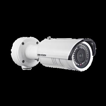 Bala IP 3 Megapixel / Vídeo Análisis / WDR 120dB / Conteo de Objetos / Detección de Rostros / Cruce de Linea / Intrusión de Área / ROI / Defog / H.264+ / 30 mts IR / PoE