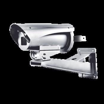 Cámara IP Full HD 1080p Zoom Óptico 10X Certificación Antiexplosión con Cable de 4 m y Limpiacristales
