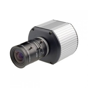 Camara IP 5 Megapixeles, a Color, Dual Codec (H.264/MJPEG)