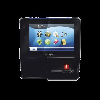 Lector de huella serie sigma / tiempo y asistencia /IP65 / PoE