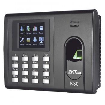 Lector Biométrico de Huella para Control de Acceso y Tiempo & Asistencia con Bateria de Respaldo