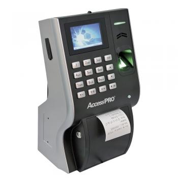 Lector Biométrico Multimedia para Tiempo y Asistencia, Impresora Integrada