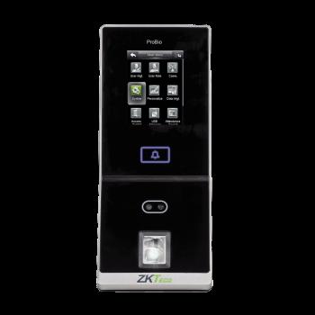 Control de acceso biométrico SilkID / Reconocimiento facial / 4000 huellas / 2000 rostros / 3 años de garantía / Alta Seguridad / Green Label