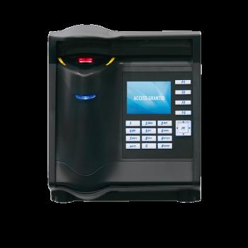 """Lector Biométrico V-Station 4G Para Exterior, LCD a Color 2.5"""", Entrada y Salida Wiegand"""