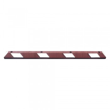 Tope de Estacionamiento Home Park It 1.83 m color Rojo-Blanco