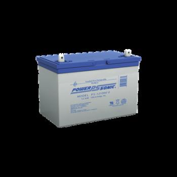Batería de respaldo UL de 12Vcd, 100 AH. Ideal para aplicaciones de sistemas de detección de incendio/intrusión/Control de acceso.