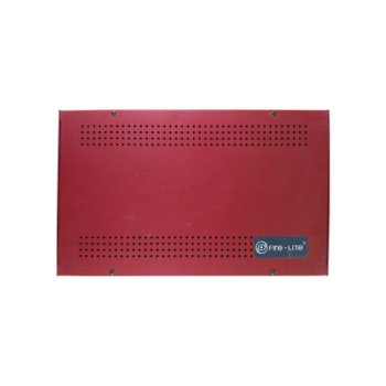 Gabinete para dos baterías de respaldo de 18 AH. Aplicaciones para sistemas de detección de incendio (FAS).