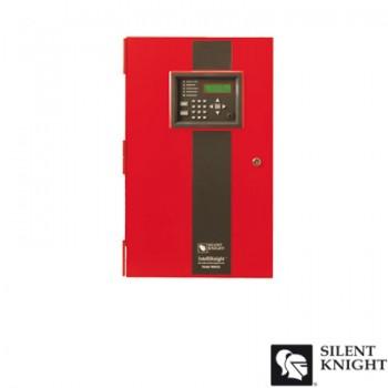 Panel de detección Inteligente, 127 puntos SD o 198 puntos SK (99 detectores/99 módulos), 4 NAC's