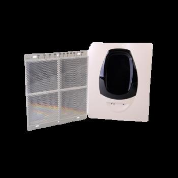 Detector de Haz Infrarrojo Proyectado, Incluye Reflector de 8 Pulgadas