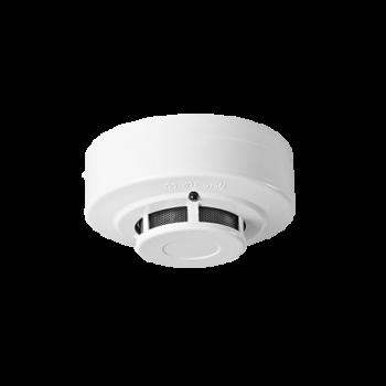 Detector de humo fotoeléctrico conexion a 4 hilos